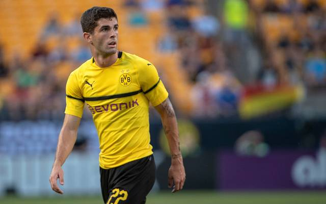BVB-Transfer - Christian Pulisic  in die Premier League zu FC Chelsea