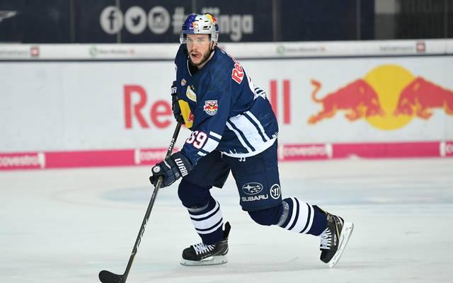 Florian Kettemer verlässt Meister EHC Red Bull München
