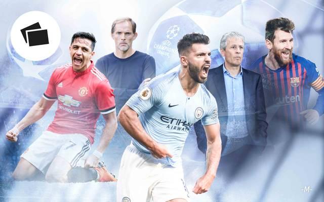 Manchester City befindet sich vor Beginn der Champions-League-Achtelfinals in Topform