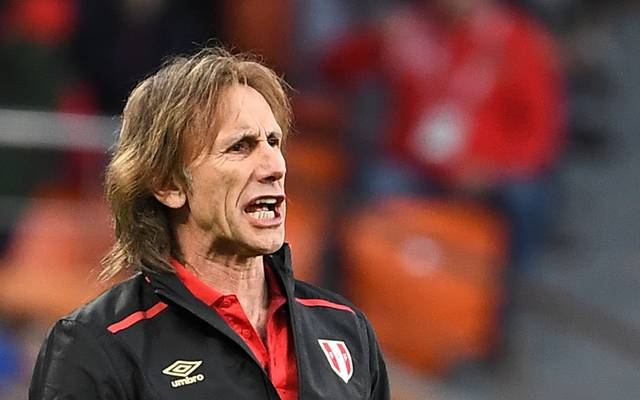 Ricardo Gareca hat seinen Vertrag als Nationaltrainer Perus verlängert