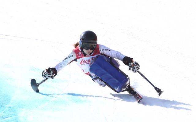 Monoskifahrerin Anna Schaffelhuber holt ihr zweites Gold
