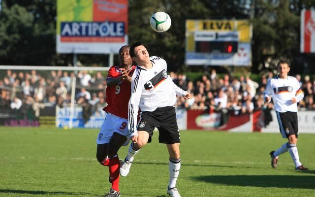 U16 Germany v U16 England - International Friendly