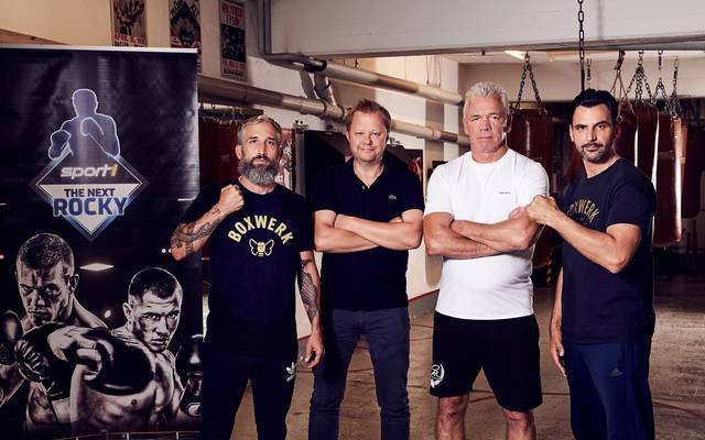 "SPORT1 sucht ""The Next Rocky"""