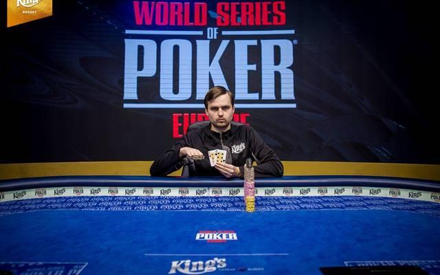 Martin Kabrhel gewann über 2,6 Millionen Euro und das begehrte Bracelet