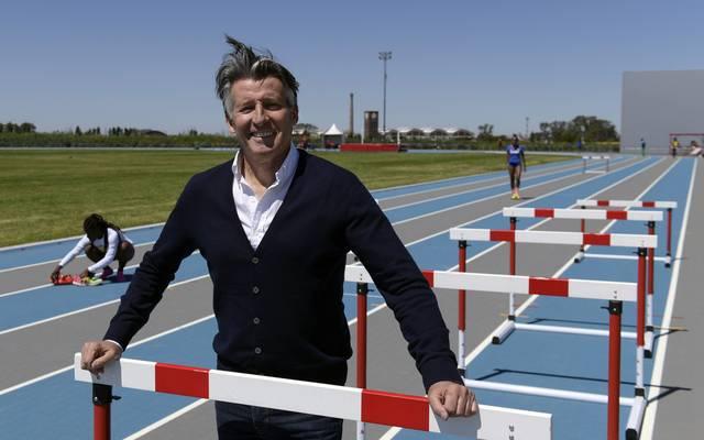 OLY-YOUTH-2018-IAAF-COE Als Athlet gewann Sebastain Coe selbst vier olympische Medaillen. Seit 2015 ist er IAAF-Präsident