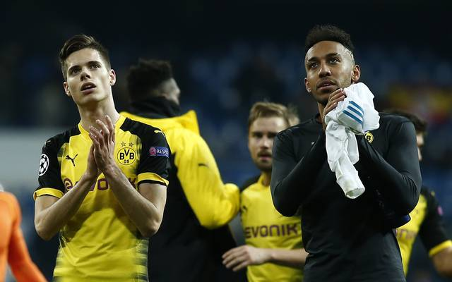 Borussia Dortmund blieb in der gesamten Gruppenphase sieglos