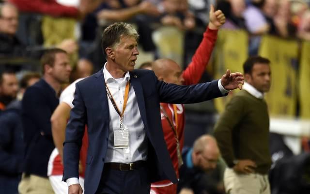 Jaroslav Silhavy war zuletzt für Slavia Prag als Trainer tätig