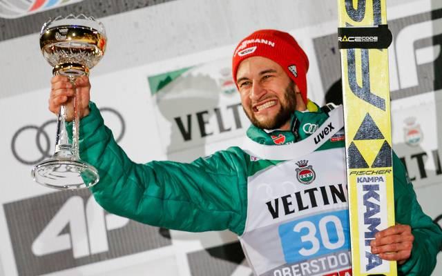 Vierschanzentournee, Oberstdorf: Markus Eisenbichler hinter Kobayashi Zweiter