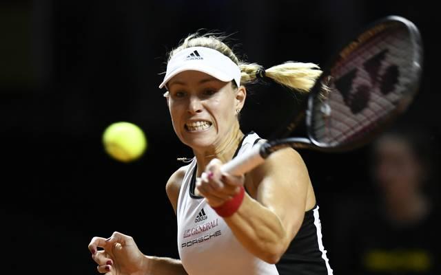 Ob Angelique Kerber beim Fed-Cup-Match in Riga antreten wird, steht noch nicht fest