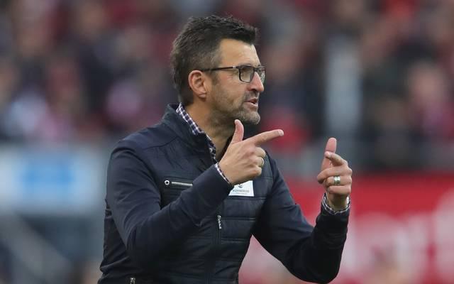 Der 1. FC Nürnberg holte unter Michael Köllner nur zwei Bundesliga-Siege in dieser Saison