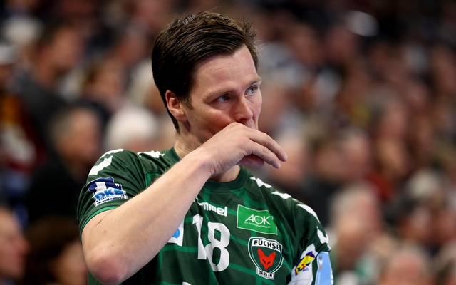 Hans Lindberg erzielte sieben Tore für die Füchse Berlin