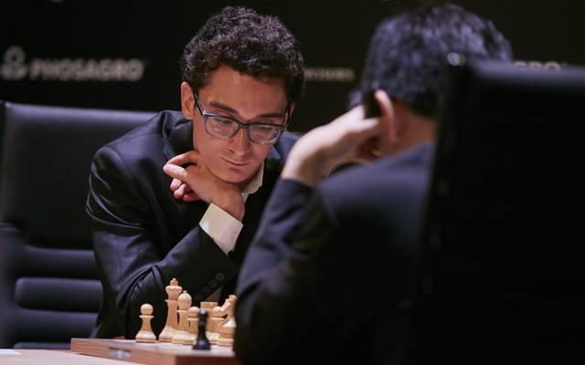 Fabiano Caruana fordert Schach-Weltmeister Magnus Carlsen heraus