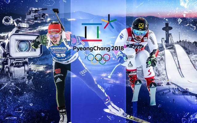 Laura Dahlmeier und Marcel Hirscher könnten bei den Olympischen Spielen in Pyeongchang eine große Rolle spielen