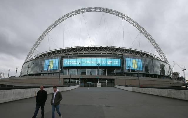 Wembley-Stadion vor Verkauf? FA berät über Angebot von Shahid Khan