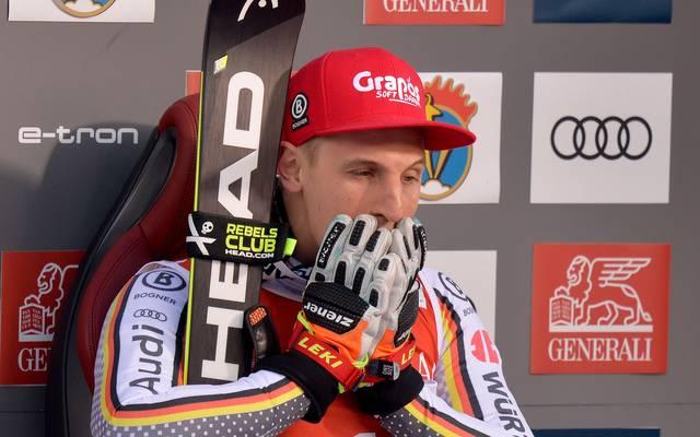 Josef Ferstl gewann zuletzt den Super G in Kitzbühel