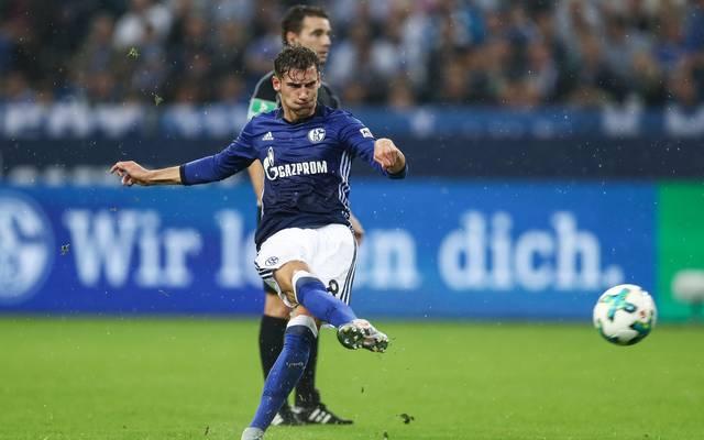 Leon Goretzka fällt bei Schalke derzeit verletzt aus