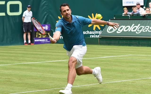 Nicolas Kiefers größter Erfolg war der Gewinn der Silbermedaille im Doppel dei den Olympischen Spielen in Athen