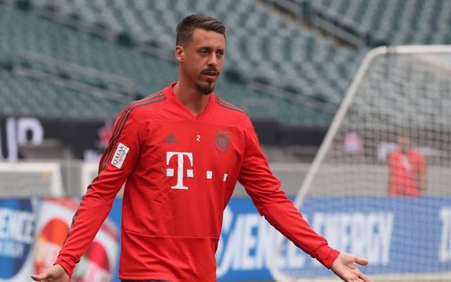 Sandro Wagner kam im Januar aus Hoffenheim nach München