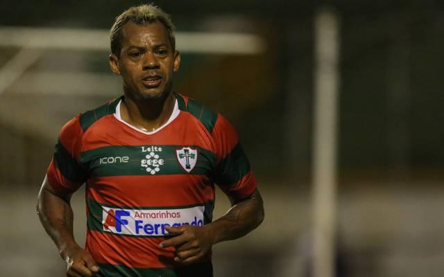 Marcelinho spielt in der laufenden Saison für den Viertligisten Treze FC