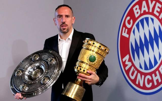 Franck Ribery kann sich nach seinem Karriereende Amt beim FCB vorstellen