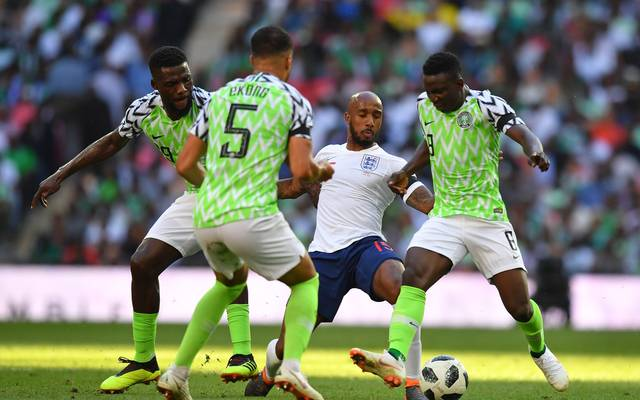 Vereinslogo von Nigeria