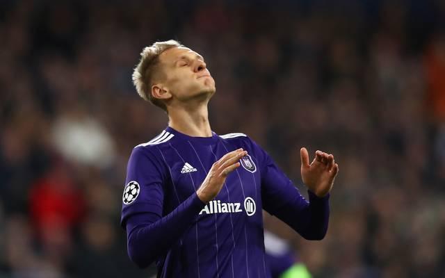 Lukasz Teodorczyk stand auf der Wunschliste des Hamburger SV ganz oben
