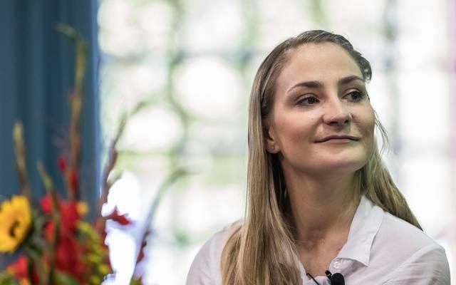 """Kristina Vogel ist als """"Die Beste 2018"""" gewählt worden"""