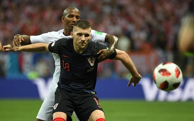Ante Rebic ist einer der Shootingstars bei der WM
