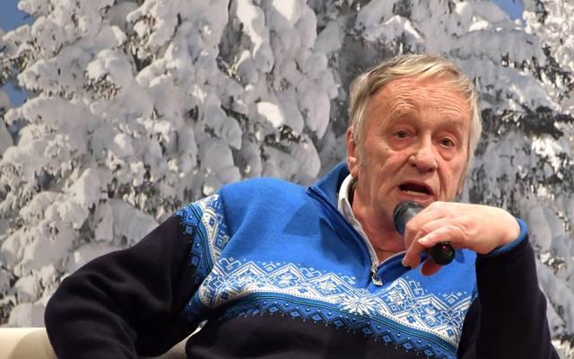 Gian Franco Kasper glaubt nicht an den Klimawandel