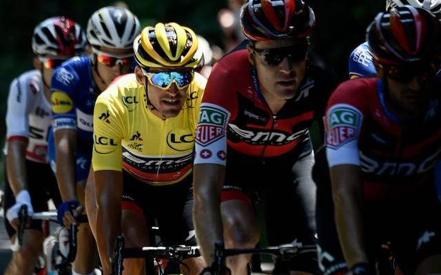 Greg van Avermaet wird es schwer haben, sein Gelbes Trikot zu verteidigen