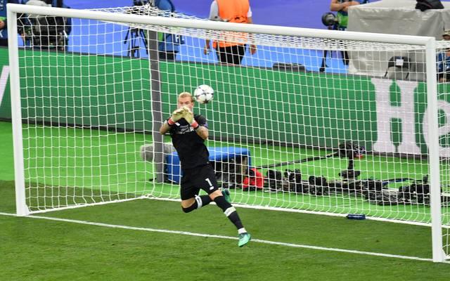 Loris Karius sah auch beim zweiten Tor von Gareth Bale schlecht aus