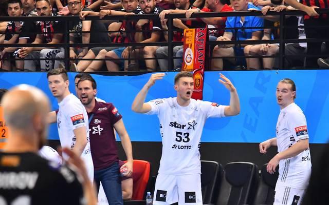 Der THW Kiel ist aus der Champions League ausgeschieden