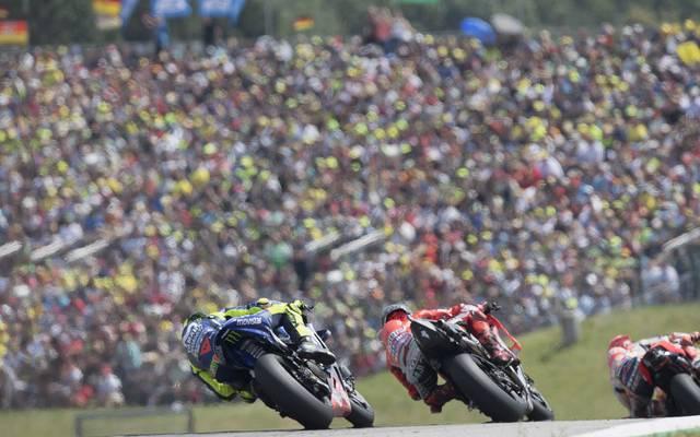Der Sachsenring gilt als Kultstrecke bei den Motorrad-Fans