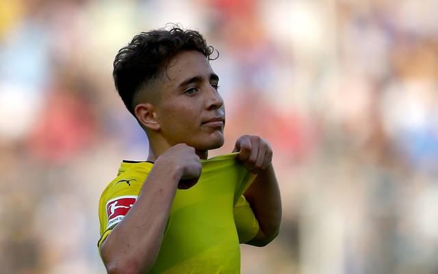 Emre Mor spielt seit Sommer 2016 für Borussia Dortmund