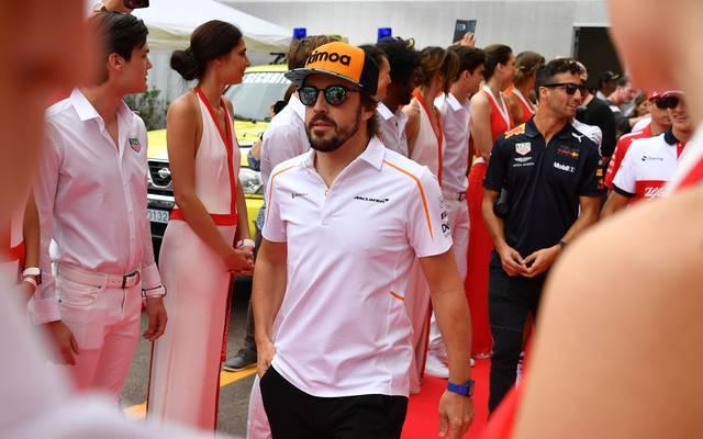 Fernando Alonso übt scharfe Kritik am Monaco-Grand-Prix