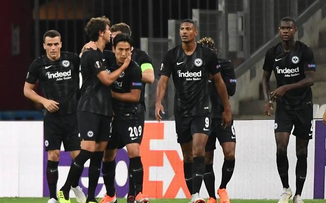 Europa League: Olympique Marseille - Eintracht Frankfurt 1:2 -  Jovic trifft