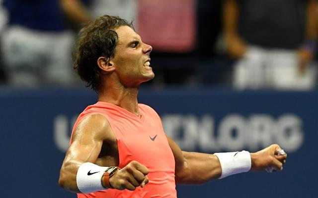 US Open 2018: Rafael Nadal schlägt Karen Khachanov - Wawrinka scheitert