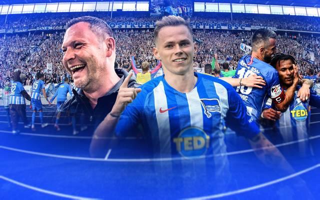 Hertha BSC gelang mit drei Siegen und einem Remis in den ersten vier Spieltagen ein neuer Startrekord