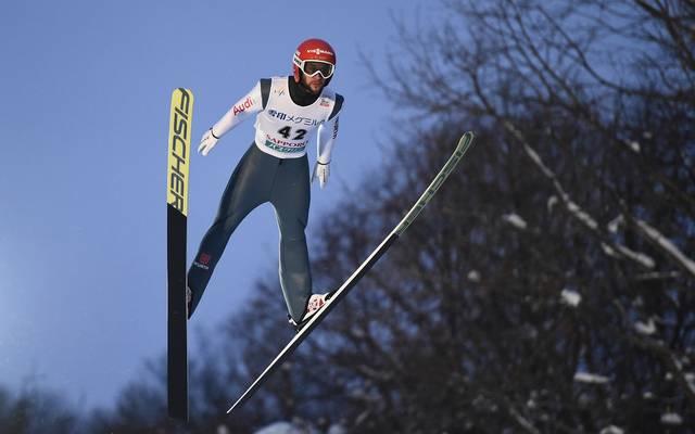 Nordische Ski-WM, Skispringen: Markus Eisenbichler stark im Training
