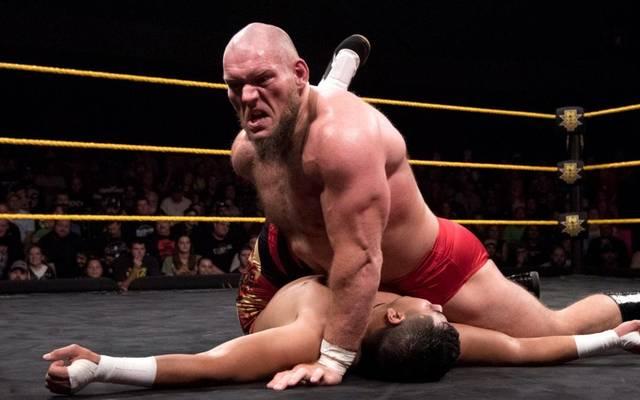 Lars Sullivan soll demnächst sein Debüt im WWE-Hauptkader geben