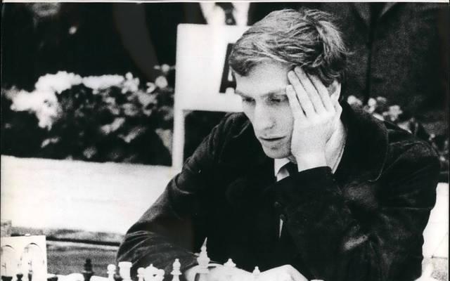 Bobby Fischer war Schach-Weltmeister von 1972 bis 1975