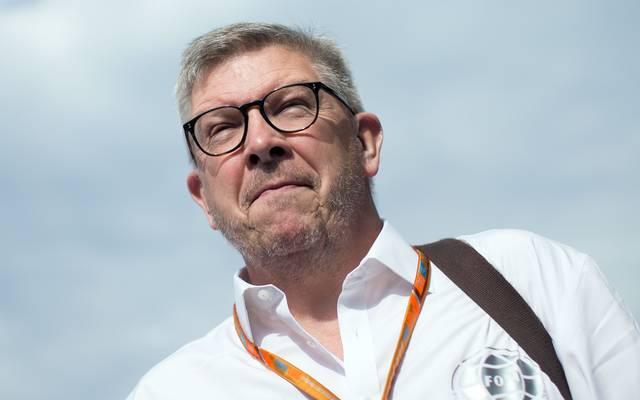 Ross Brawn ist Sport-Geschäftsführer in der Formel 1