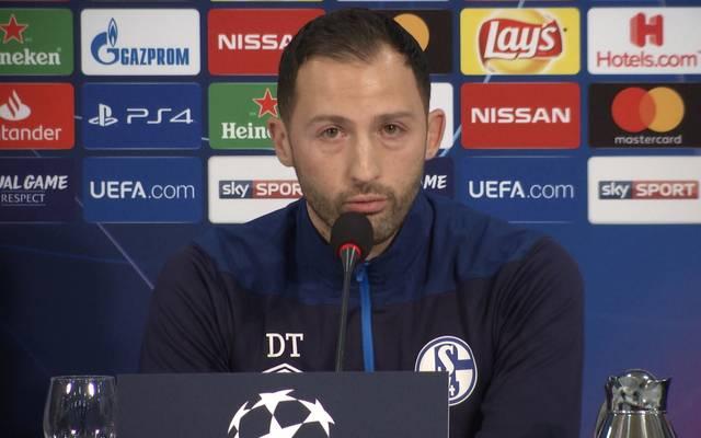 Schalke 04: Domenico Tedesco befindet Wechsel-Kritik im Revierderby als legitim