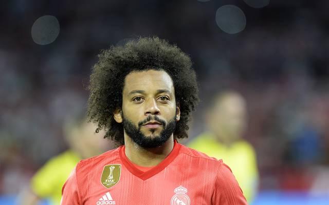 Marcelo wird Real Madrid in den kommenden Wochen fehlen