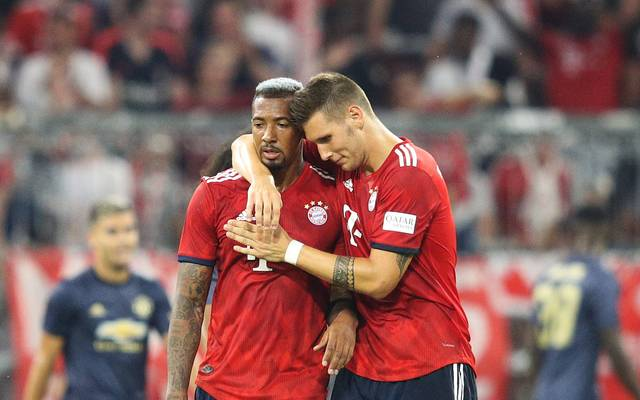 Bayern Muenchen v Manchester United - Friendly Match
