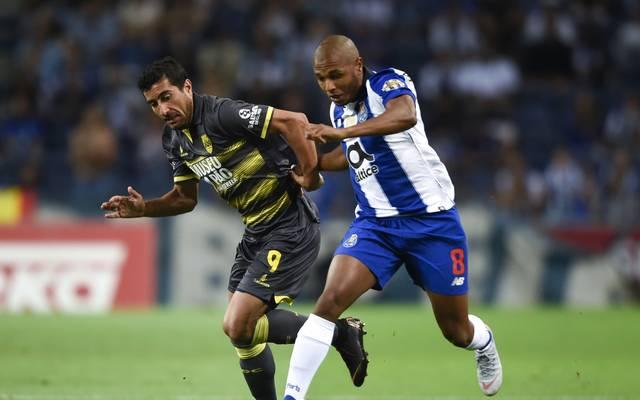 FC Porto: Yacine Brahimi kassiert absurde Strafe von 19,13 Euro
