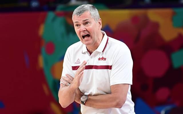 Brose-Trainer Ainars Bagatskis konnte sich über den vierten Sieg seines Teams freuen