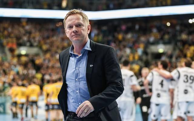 Thorsten Storm ist Geschäftsführer des THW Kiel