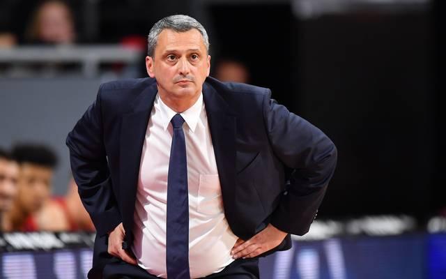 Dejan Radonjic ist Trainer von Bayern München