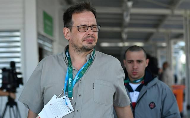 Hajo Seppelt berichtet regelmäßig über Doping